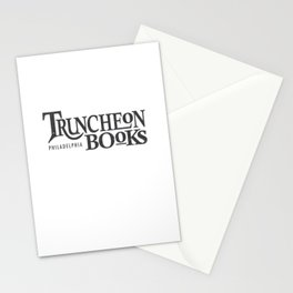 Truncheon Books Gilmore Girls Logo Stationery Cards