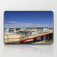 bicycle iPad Cases featuring Bicycle  by Chris' Landscape Images & Designs