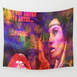 """""""Rocky Seduction"""" by surrealpete Wall Tapestry"""