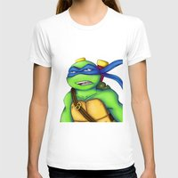 leonardo T-shirts featuring Leonardo by Savanity