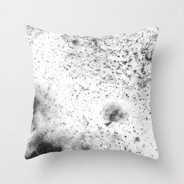 Winter Snowfall Throw Pillow
