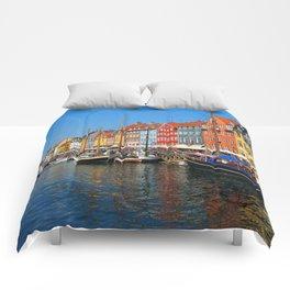 """New Port """"Copenhagen"""" Comforters"""