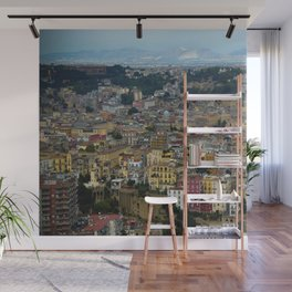 Napoli view Wall Mural