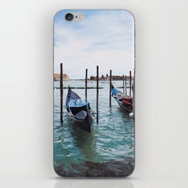 Venice Gondola iPhone Skin