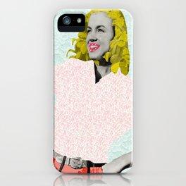 Marilyn Monroe. iPhone Case