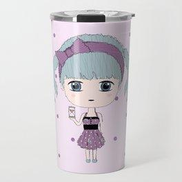 Cancer Girl Travel Mug