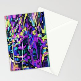 New age. Stationery Cards