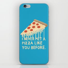 Sweet Pizza iPhone Skin