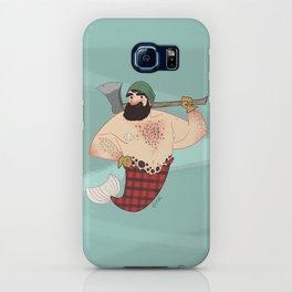 MerMerJack iPhone Case