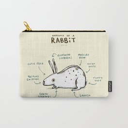 Anatomy of a Rabbit Carry-All Pouch