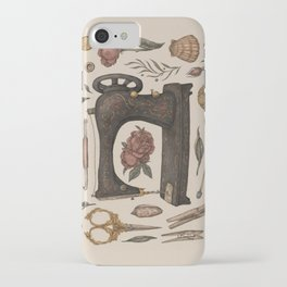 Sewing Collection iPhone Case