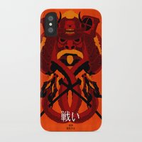 war iPhone & iPod Cases featuring WAR by ELECTRICMETHOD.NET