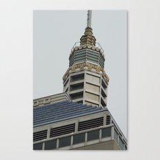 Art Deco Hancock Canvas Print
