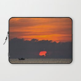 Vietnamese Sunset Laptop Sleeve