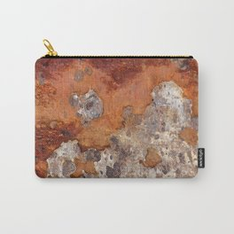 Corroded Driftwood Carry-All Pouch