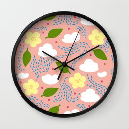 my favorite thing Wall Clock