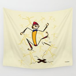 Marionette Wall Tapestry