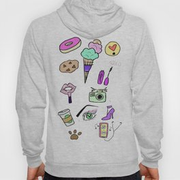 Girly Obsessions Hoody