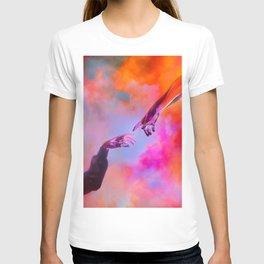 La Création d'Adam - Dorian Legret x AEFORIA T-shirt