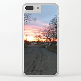 Waterloo Clear iPhone Case