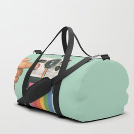 Take a Picture. It Lasts Longer. Duffle Bag