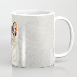 The Tiger Of The Asphalt Jungle Coffee Mug