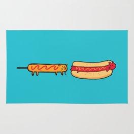 Dog Eat Dog World Rug