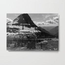 Montana Backcountry Metal Print