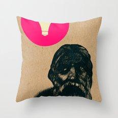 Time Traveler Throw Pillow