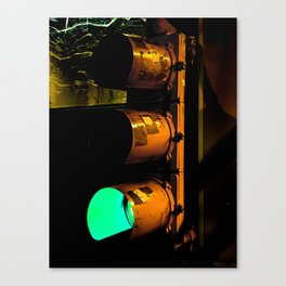 TrafficLife Go | Two-Thousand Seventeen Canvas Print