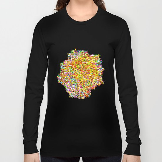 color space Long Sleeve T-shirt
