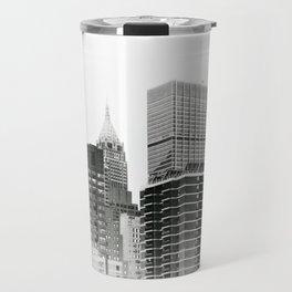 New York New York .. Travel Mug