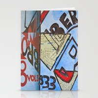 bauhaus Stationery Cards featuring Bauhaus.  by Ryan Williams Photography and Art. http: