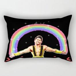 Mortal Friendship Rectangular Pillow