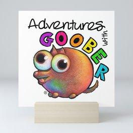 Adventures With Goober Mini Art Print