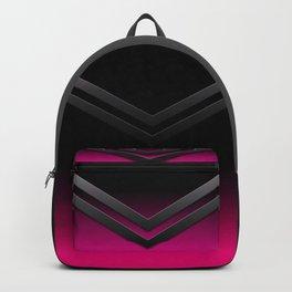 TCR - v-line - pink Backpack
