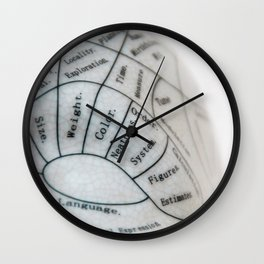 Neatness Wall Clock