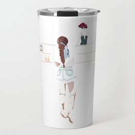 The Gal with the Pretty Shoes Travel Mug
