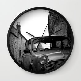 Mini Mayfair Wall Clock