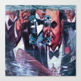 Danny Meyer, H-Street, 1993 Canvas Print