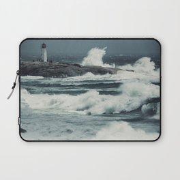 Heaving Seas of Arthur Laptop Sleeve