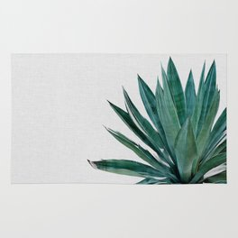 Agave Cactus Rug