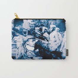 """""""Tuskegee & Beyond: Remixed"""" Carry-All Pouch"""