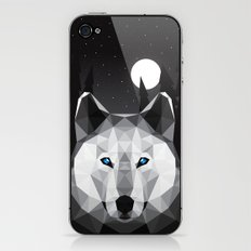 The Tundra Wolf iPhone & iPod Skin