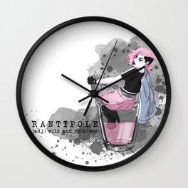 R A N T I P O L E Wall Clock