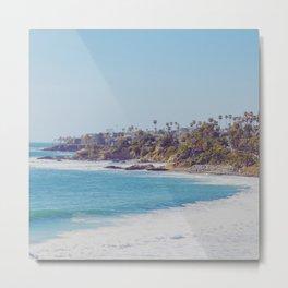 Laguna Shores Metal Print