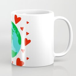 Love the Earth, Save the Earth Coffee Mug