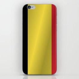 Flag of Belgium iPhone Skin