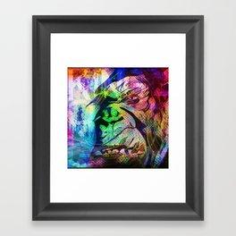 Big ape Framed Art Print