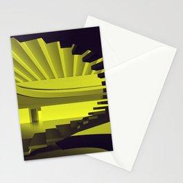 Upstairs - Brasilian Brutalism Stationery Cards